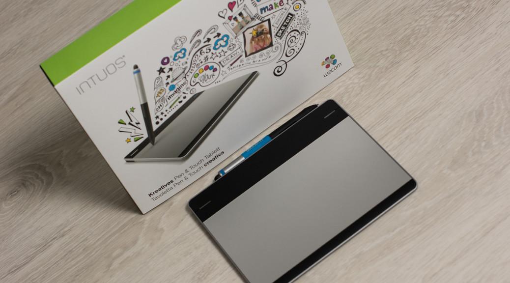 grafik tablet test wacom intuos pen touch ssichtweise sichtweise. Black Bedroom Furniture Sets. Home Design Ideas