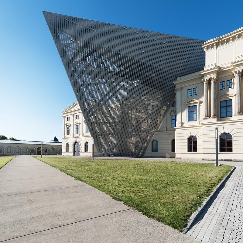 Dresden Architektur