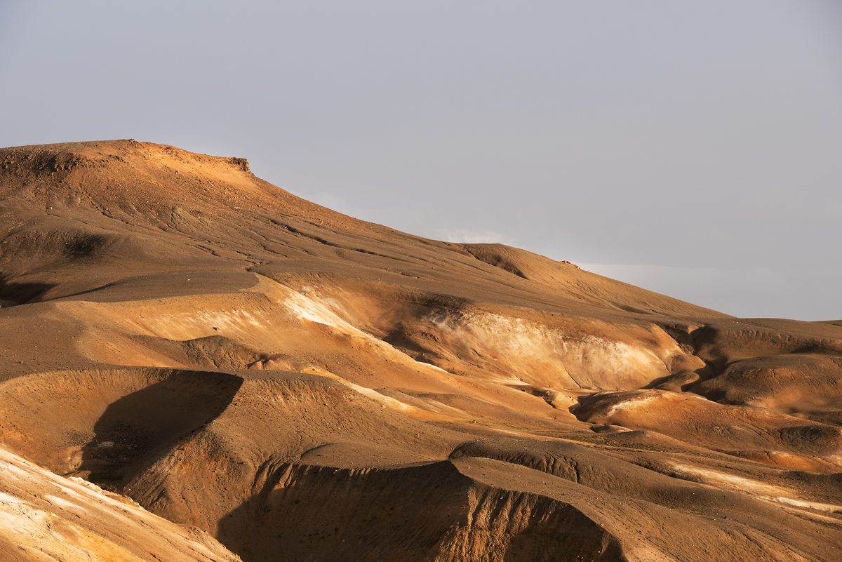 Sahara oder Island