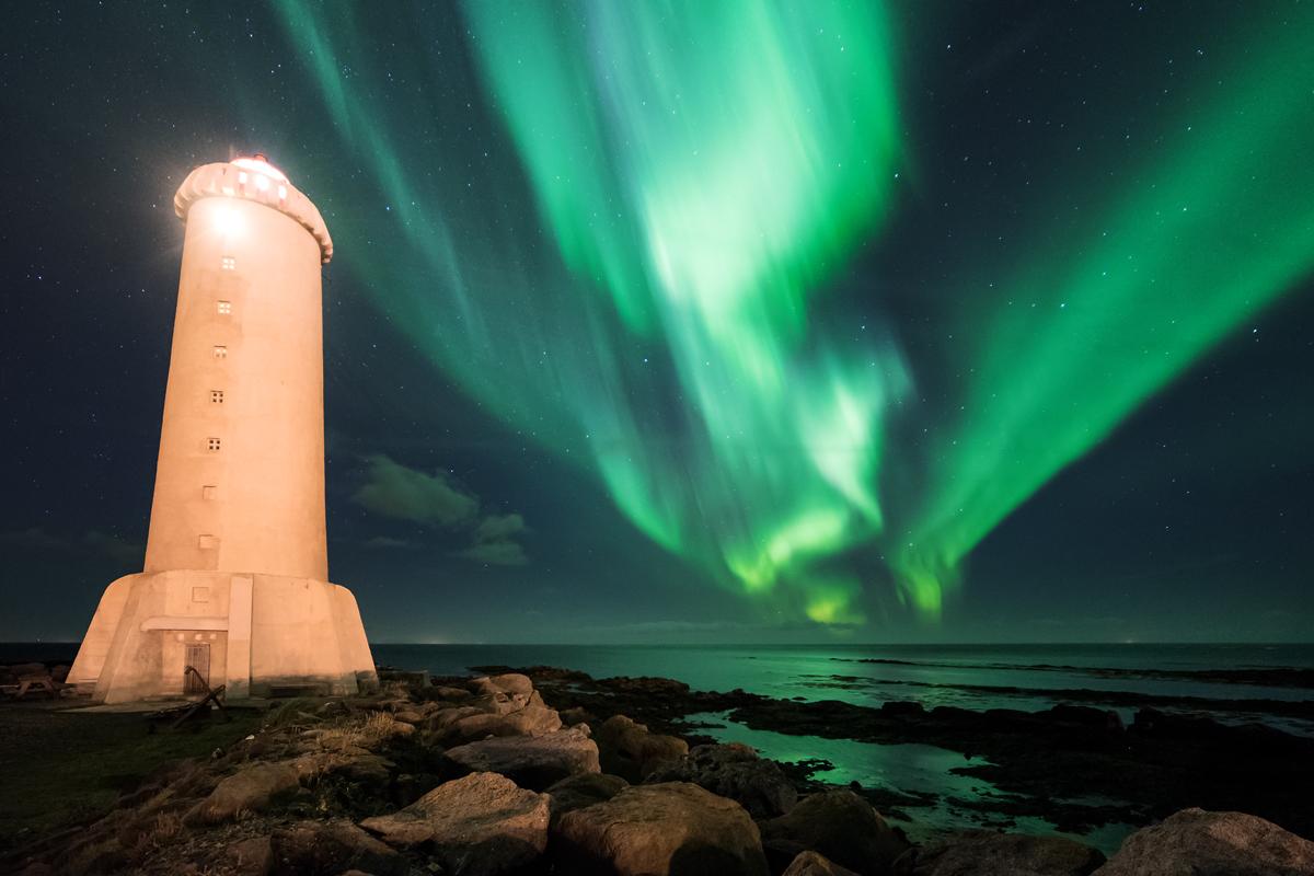 Island Naturspektakel