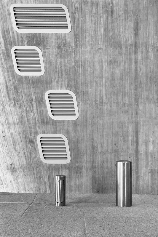 Phaeno Wolfsburg Detail
